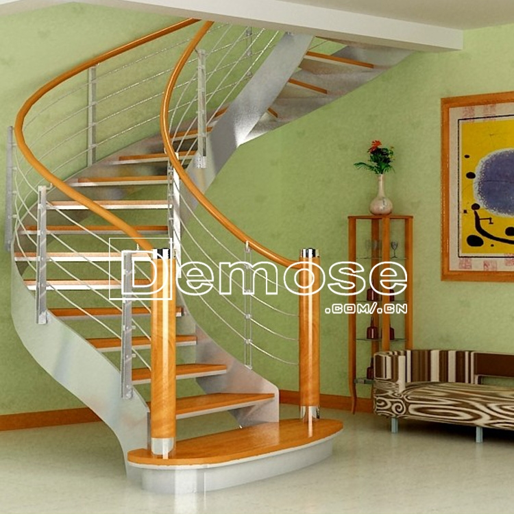 Steel Wood Stair Handrail Designs Stainless Steel Design For Small   Wooden Staircase Handle Designs   Balusters   Stainless Steel   Stair Case   Modern Stair Railings   Stair Parts