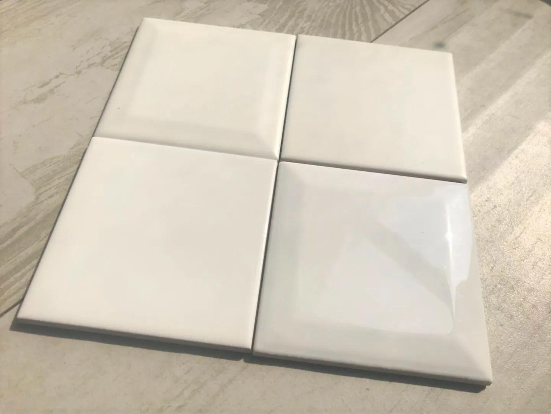 Carrelage Mural En Ceramique Blanche 10x10 15x15 20x20 7 5x15cm Livraison Gratuite Buy Carrelage Mural Decoratif Carrelage Mural De Chambre Carrelage Mural De Cuisine Product On Alibaba Com