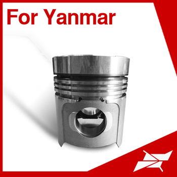 Taiwan Piston For Yanmar 6ha Marine Sel Engine Spare Parts Product On Alibaba Com