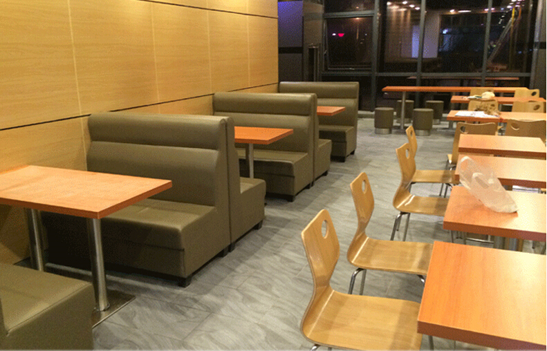 Restaurant Furnituresimple Design Leather Cover