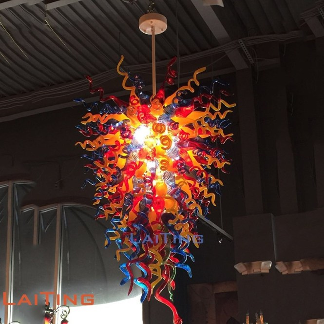 Chihuly Style Chandelier Supplieranufacturers At Alibaba