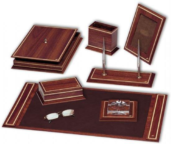 luxe cuir et bois ensemble de bureau buy en cuir de luxe ensembles de bureau product on alibaba com