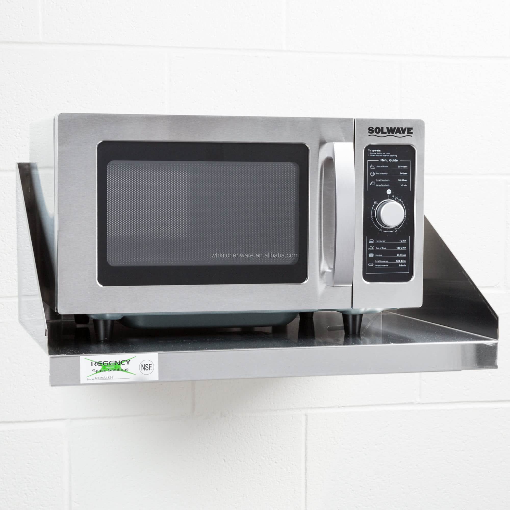 nsf listing different size stainless steel kitchen microwave shelves for restaurant hotel buy microwave shelves microwave shelf kitchen shelf