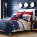 Cheap Blue Striped Comforter Set Find Blue Striped Comforter Set Deals On Line At Alibaba Com