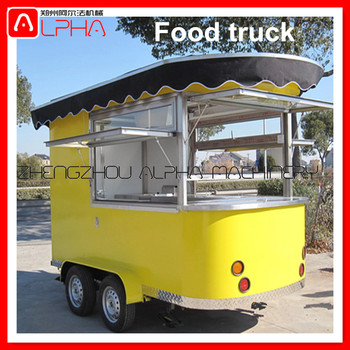 Low Price Fast Food Mobile Kitchen Trailer Food Truck For Sale In Malaysia Buy Fast Food Truck