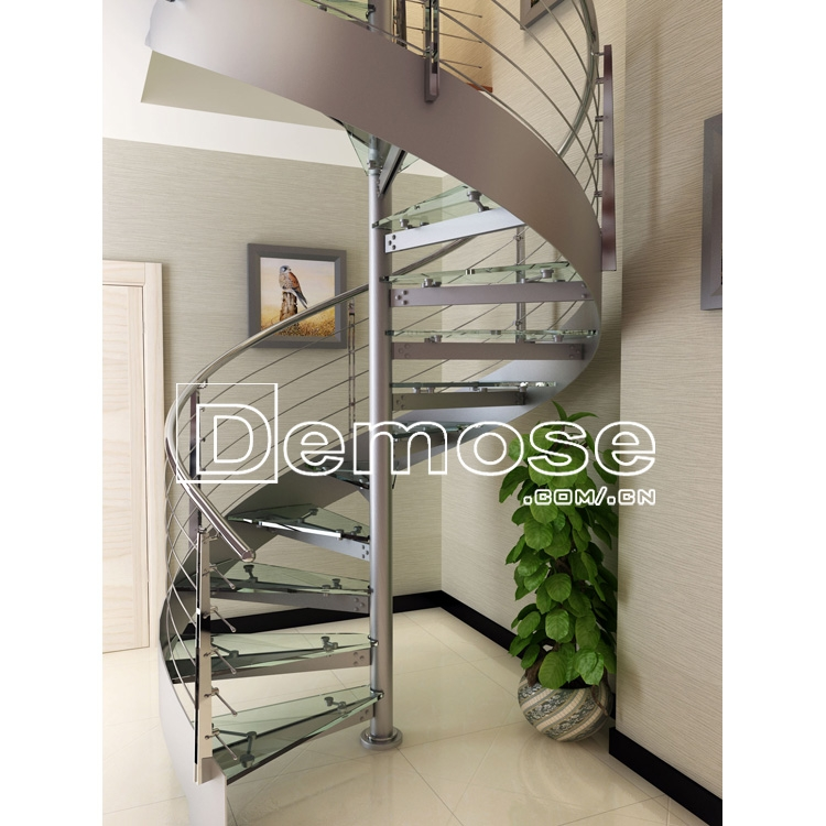 Prefabricated Curved Stairs For Sale Prefab Steel Stair Buy | Steel Stairs For Sale | Spiral | Indoor | Interior | Cantilever | Straight