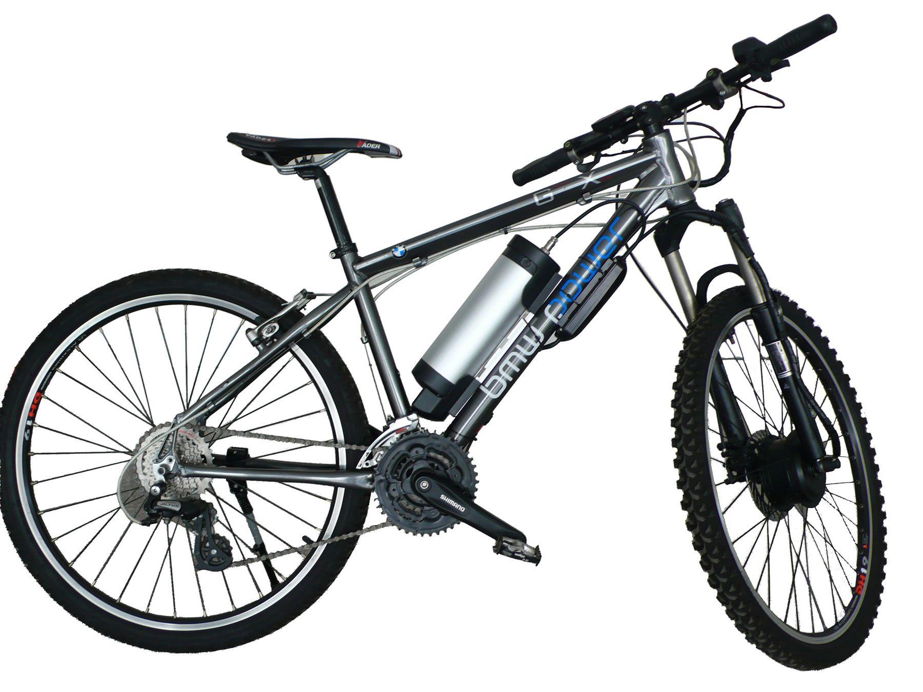 Nt Rear Wheel Electric Bike Kit 250 Watt Hub Motor