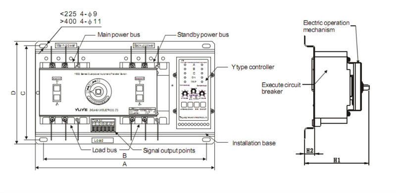 ats wiring diagram automatic generator transfer switch wiring Automatic Generator Transfer Switch Wiring Diagram automatic transfer switches for generators wiring diagram wiring auto transfer switch wiring diagram electronic circuit automatic generator transfer switch wiring diagram