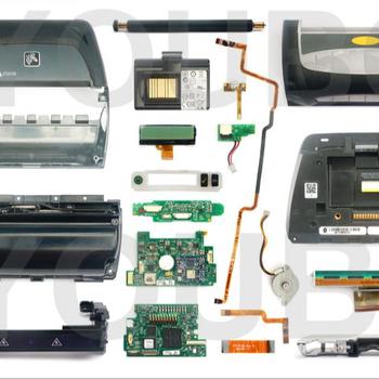 All Spare Parts For Zebra Zq520 Printer