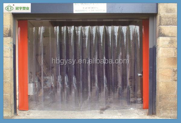 rideau a bande en plastique pvc industriel 30 m prix d usine buy rideau industriel de bande de pvc rideau en plastique de bande product on