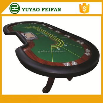 personnalise table de poker professionnel de tisonnier avec piedestal