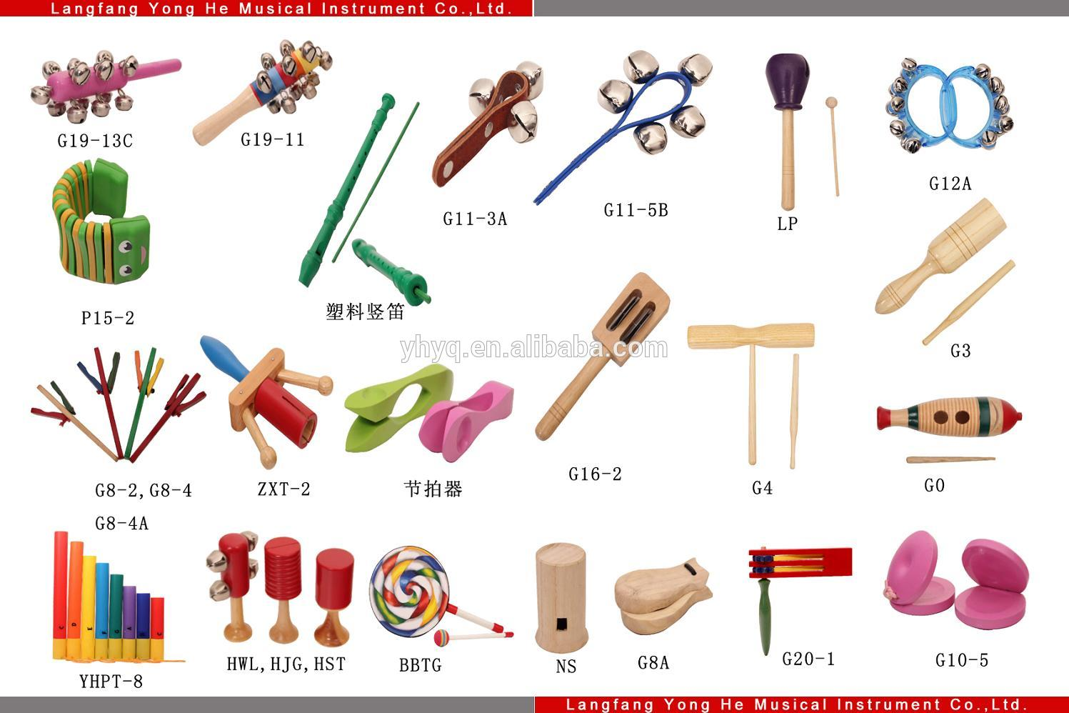 All Percussion Instruments Orff Instruments Children