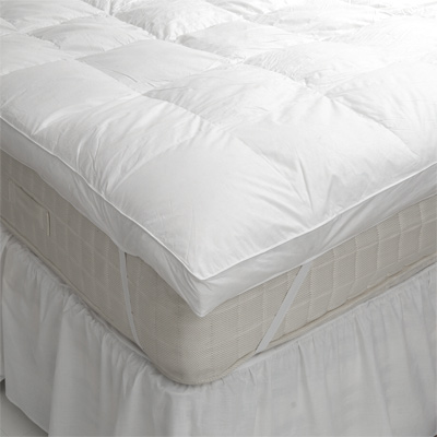 Hotel Feather Mattress Topper Manufacturer 2 5 Gusset Hospital Bed Toppers Silicone Product On Alibaba