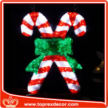Set Of 6 42 Giant Inflatable Christmas Decorations Candy Cane