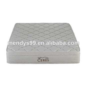 Well Bonnell Spring Euro Pocket Mattress Price Manufacturers