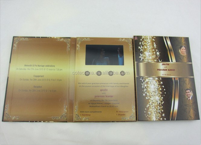 1080p Wedding Card Background 2 Invited Names Are Written By Hand Hd Stock Video