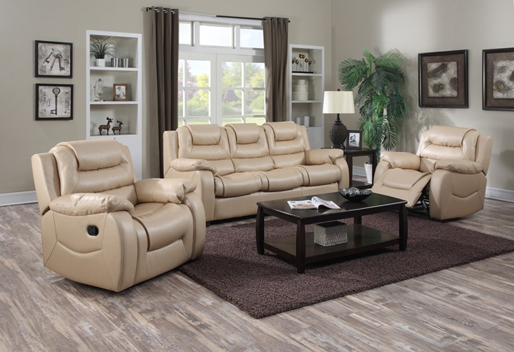 Quality Supplier Design Relaxtion Luxury Furniture Modern Leather & Recliner Sofa 3 2 1 | Savae.org islam-shia.org