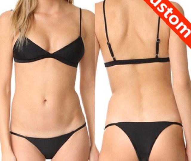 Open Hot Sexy Girl Black G String Bikini Thong Bikini Swimwear Buy String Bikinithong Bikiniopen Hot Sexy Girl Bikini Product On Alibaba Com