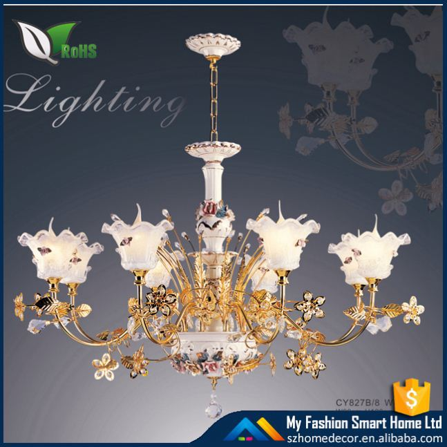 Remote Control Led Crystal Chandelier Light Supplieranufacturers At Alibaba