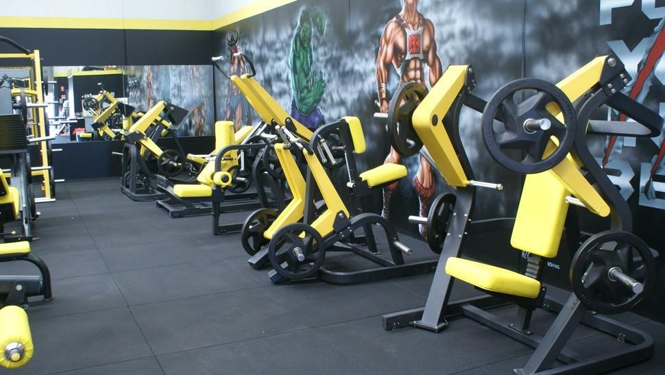 Gym Equipment Weight Lifting Hammer Strength Hd Tz 6073