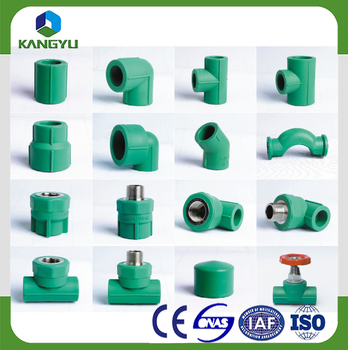 Pipe Fitting Names And Parts Water Supply Plumbing ...