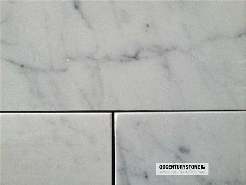 bianco carrara italian white marble 3x8 bathroom wall brick pattern subway mosaic tile buy mosaic tile brick mosaic tile brick wall tiles product on