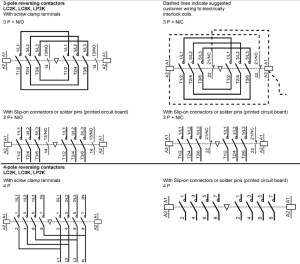 3 Pole Contactor Wiring Diagram Engine Wiring Diagram Images