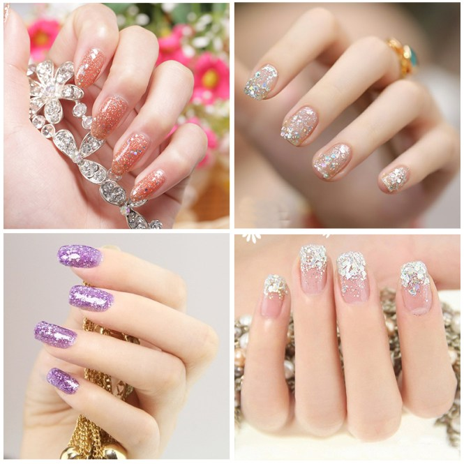 How To Do Gel Nail Extensions With Tips