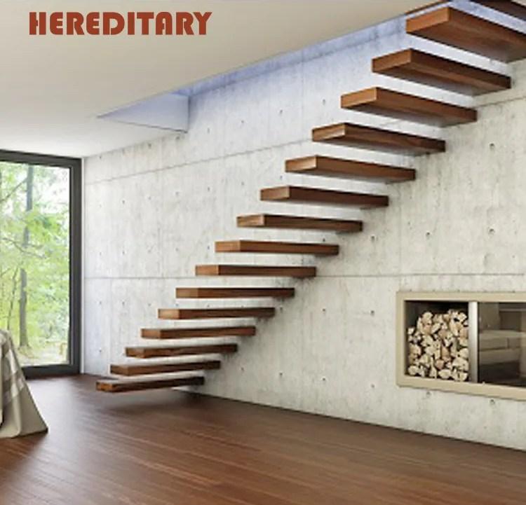 Prefabricated Home Rubber Oak Wood Stairs Treads Floating | Prefab Oak Stair Treads | Hardwood Flooring | Wood Flooring | Wood Stair | Solid Oak | Risers