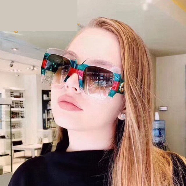 promotional Supplier OEM Design Fashion PC sun glasses with logo plastic Sunglasses