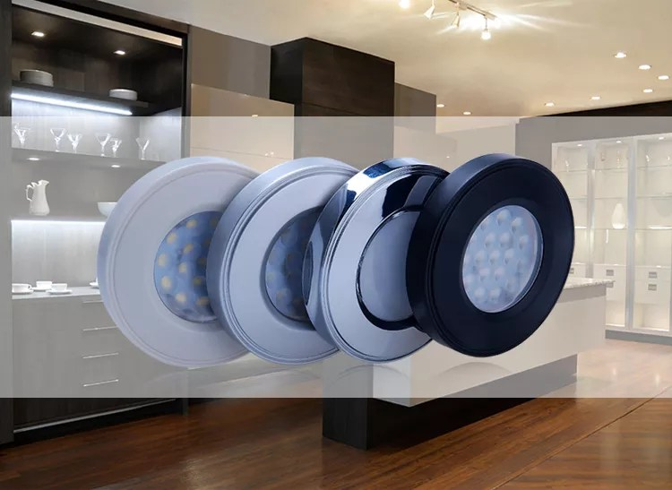 surface mounted led curio cabinet lighting round square led downlights for curio lighting buy led curio cabinet lighting square led downlights curio
