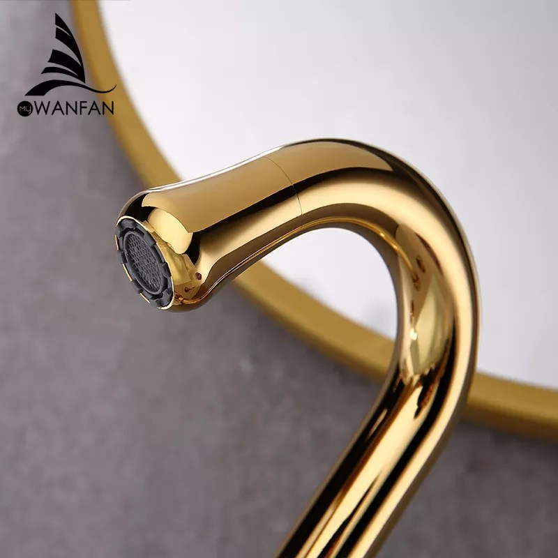 wanfan crystal gold faucets 3 hole double handle basin faucet delta faucet buy delta faucet double handle basin faucet gold faucets 3 hole product