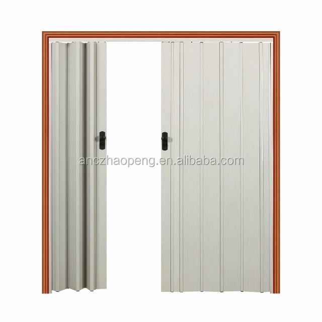 interieur porte pliante en pvc en plastique porte coulissante accordeon portes pour salle de bain cuisine buy porte pliante en pvc porte coulissante