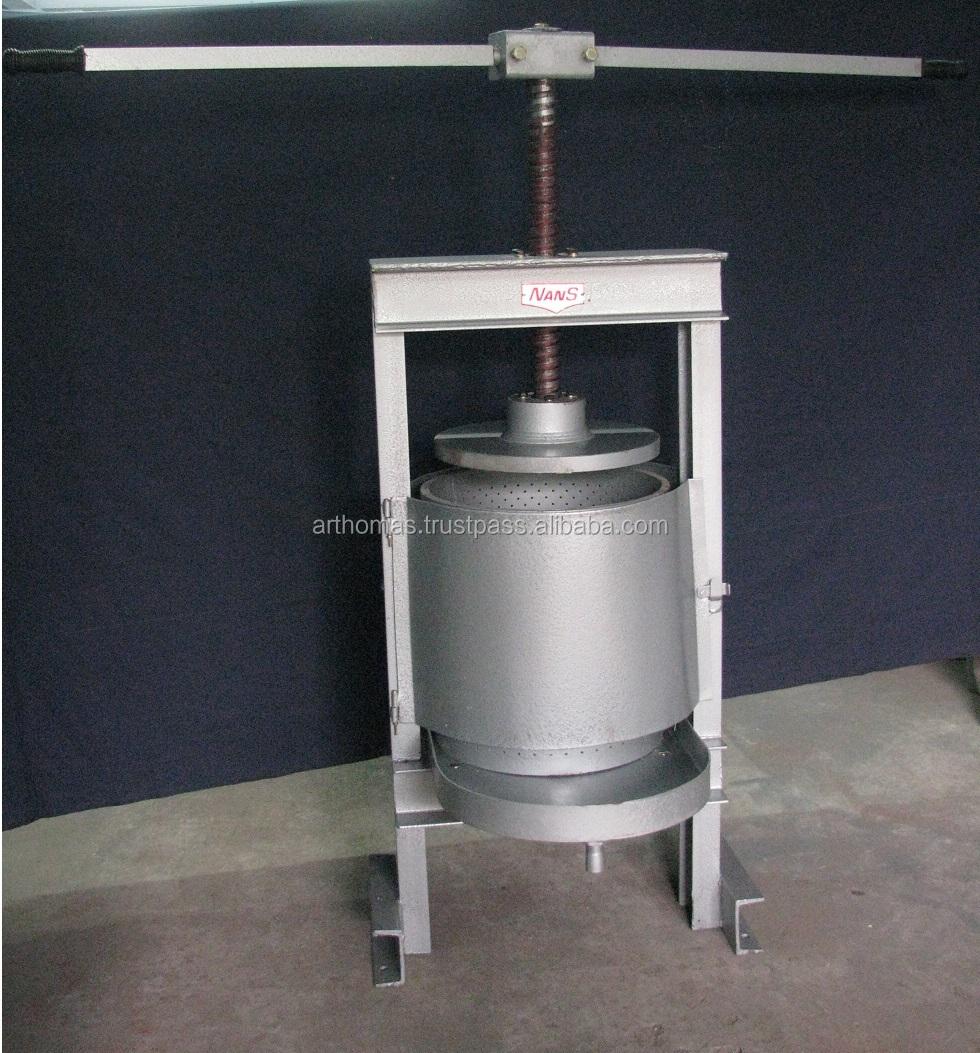 Dewatering Press Belt Filter