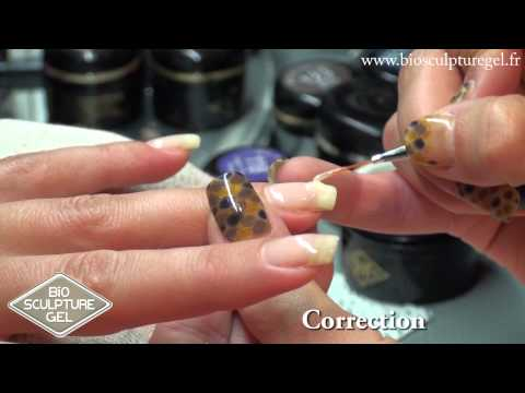 Get Ations Bio Sculpture Gel Pose De Extension Et Nail Art
