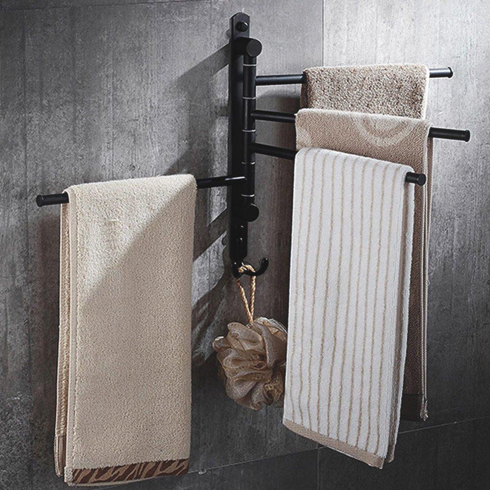 cheap towel rack swing arm find towel
