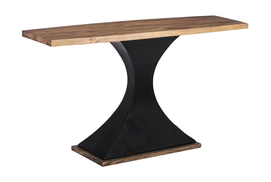 get quotations coast to coast wood console tables coast to coast 15206 console table 2 cartons 58