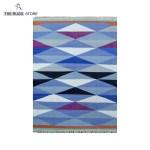 Designer Handmade Colorful Cotton Rajasthan Kilim Dari