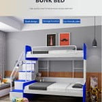 Children Bedroom Furniture Twin Over Full Double Desk Bunk Beds White And Blue Kids Loft Bed Murphy Bed Buy Kids Loft Bed Twin Beds Kids Twin Over Full Bunk Bed Product On Alibaba Com