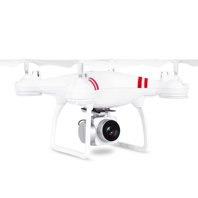 Professional fpv wifi rc drone quadcopter with hd camera