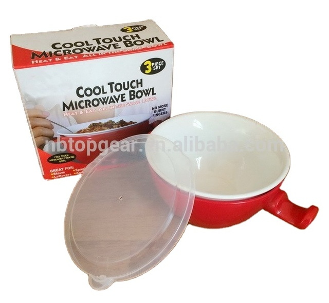 3pcs cool touch microwave glass bowl heat resistant glass bowl for microwave oven buy microwave ceramic bowl heat resistant glass bowl for
