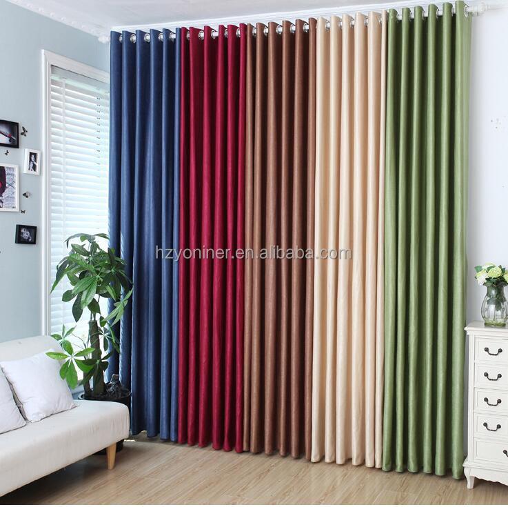 occultant epais 100 polyester pour rideaux tissu occultant de haute densite doublure solaire du hangzhou buy 100 polyester blackout