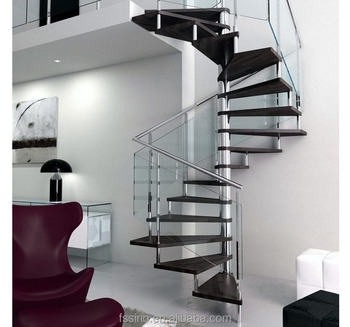 Customized Special Type Of Spiral Staircase Indoor Buy Spiral | Types Of Spiral Staircase | Staircase 2 | Detail | Living Room | German | Helical Staircase