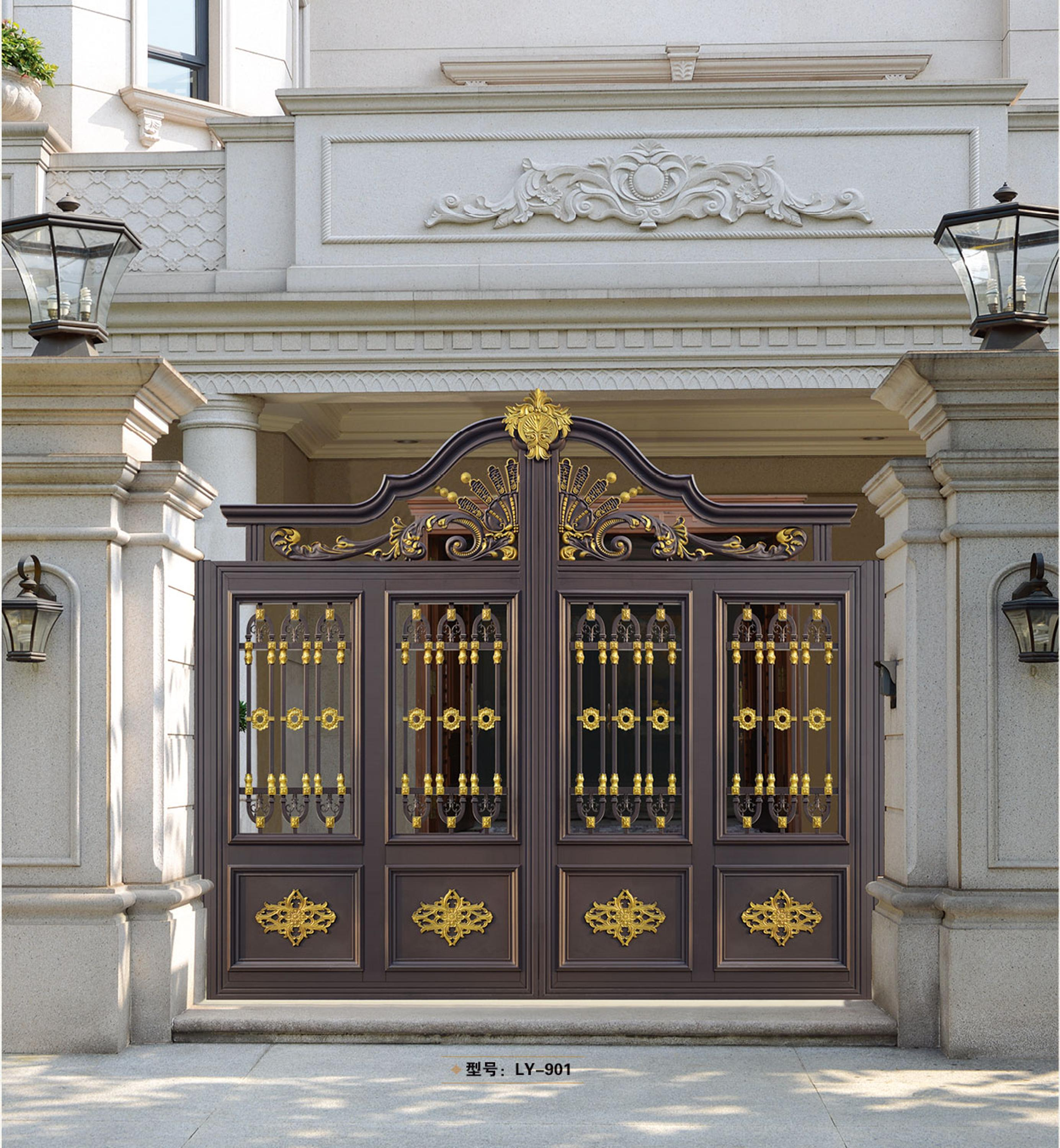 Latest Indian Wrought Iron Gate Designs - Buy Main Gate ... on Iron Get Design  id=63707
