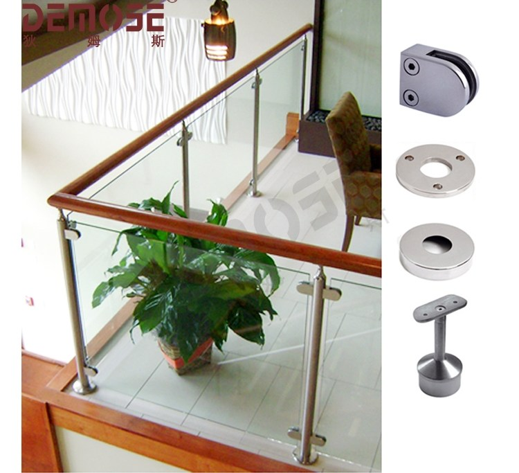 Indoor Glass Balcony Railing And Decorative Wood Handrail Buy   Wooden Handrail With Glass   Contemporary Wood Glass   Oak   Timber   Staircase   Steel