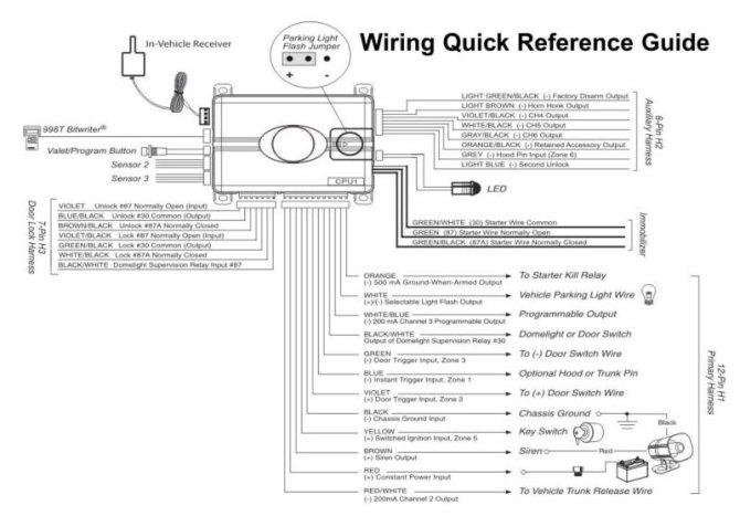 one way car alarm wiring diagram  95 s10 v6 engine wiring