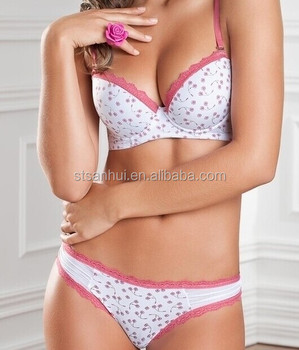 Sexy Cute Girl Swimming And Normal Underwear Bra Brief New Arrival