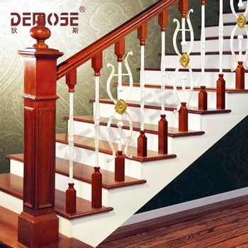 Fancy Decorative Stair Railings Balustrade Buy Wooden Stair   Wood Stairs And Railings   New   Stairway   Architectural Modern Wood Stair   Color   Basement