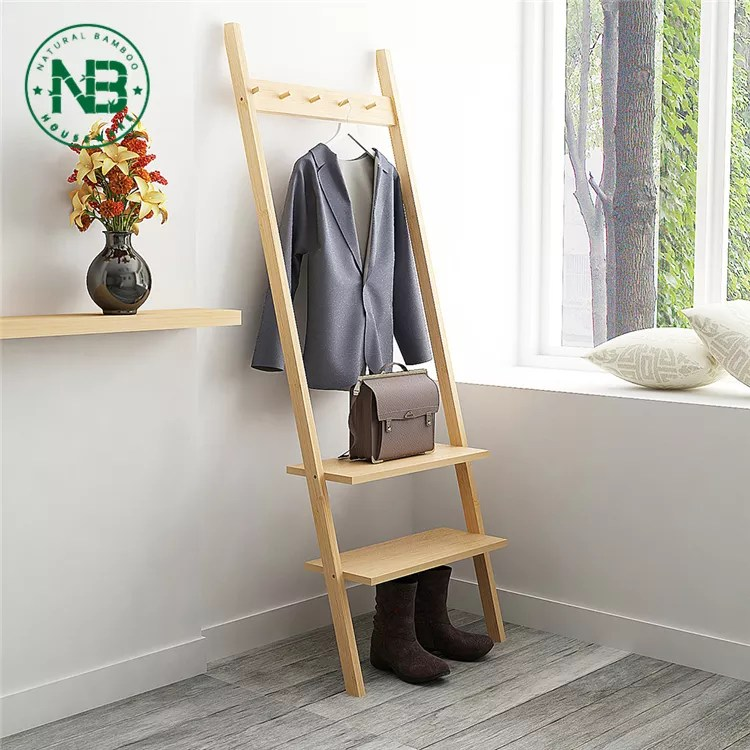 leaning wall movable standing bamboo clothes hanging drying rack buy hanging clothes drying rack hanging clothes rack bamboo clothes drying rack