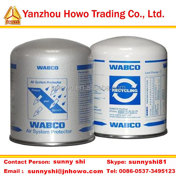 Wabco Air Dryer Filter For Car Auto Truck